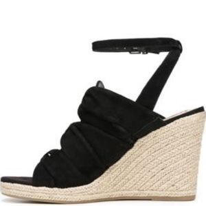 Sam Edelman Awan Cinched Wedge Sandals